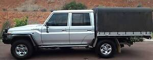 2014 Toyota LandCruiser GXL dual cab Wagon Midland Swan Area Preview