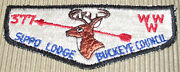 Boy Scout Patches Buckeye