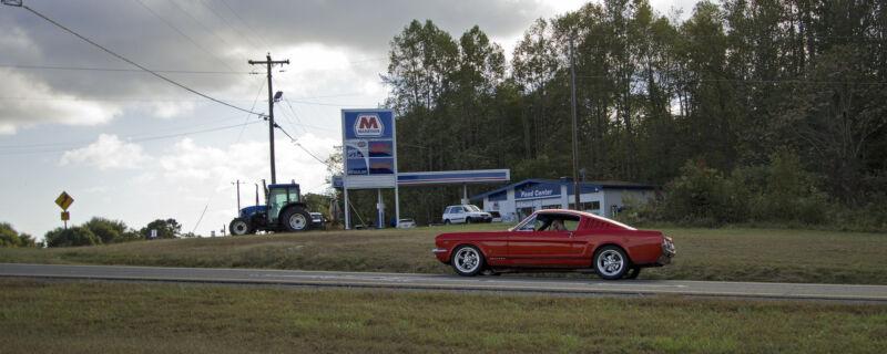 Abenteuer Import: So bekommen Sie Ihren Mustang aus den USA (Usually Melancholy (CC BY-NC-SA 2.0))