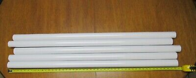 """20ft Central Vacuum Pipe 2"""" PVC ships in 4 ft sticks 20', 20"""