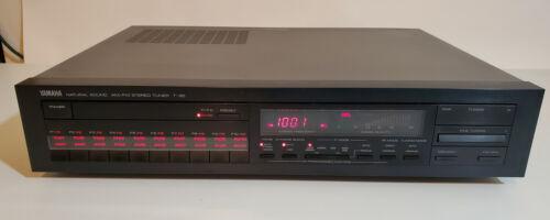 Yamaha T-85 Digital AM/FM Tuner ** BOX+MANUAL ** DX ** ALIGNED ** MODIFIED **