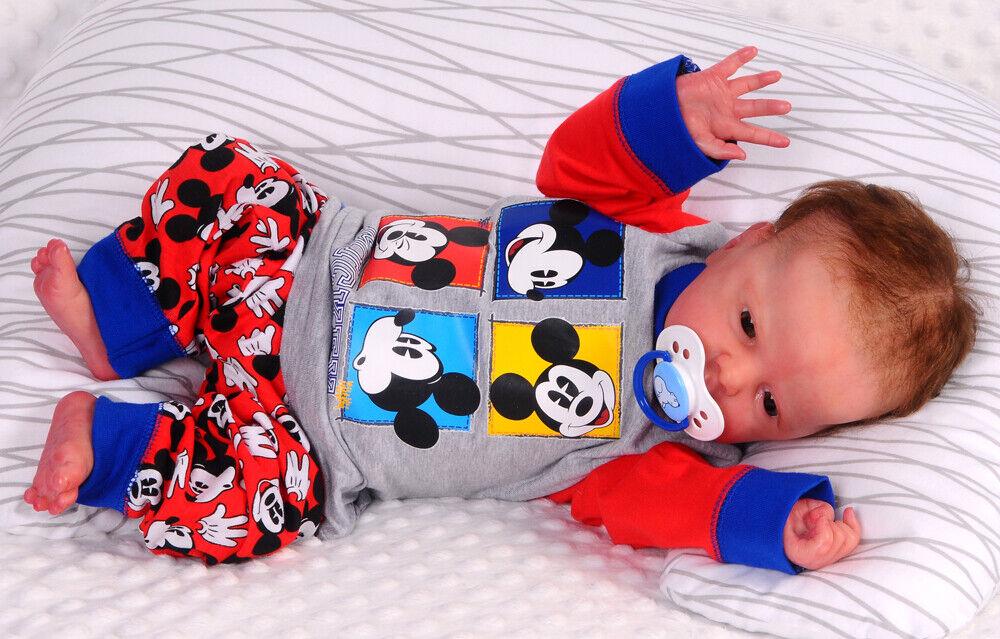 Schlafanzug Strampler Overall Disney Winnie Nicki Nikki 62 68 74 80 86 92 NEU