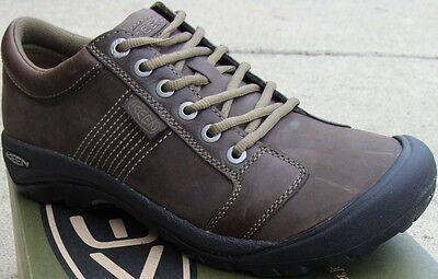 Keen Men's Austin Shoe - Chocolate Brown - 10