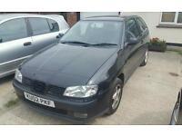 2002 seat chill 1.4 petrol £395