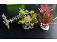 Fish tank accessories