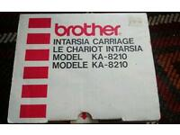 Knitting machine Brother KH890