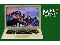 "Core i7 Apple MacBook Air 13"" 1.8Ghz 4GB 251GB SSD Microsoft Office Final Cut Pro X DaVinci Resolve"