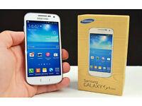 Samsung Galaxy S4 mini - boxed up