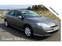 2007 Renault Laguna 1.5 Dci DIESEL Dynamique hatchback LOW ROAD TAX 50+ MPG, Low Miles 67k Mot 2019!