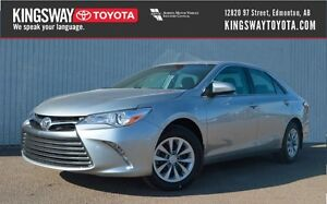 2016 Toyota Camry LE - Upgrade Package