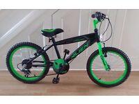 """Concept Alien 18"""" kids bike - excellent condition"""