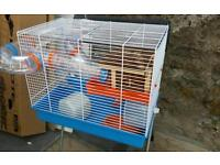 Brand new Hamster cage and accessories