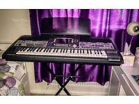 Yamaha PSR 9000 Professional Keyboard with Stand
