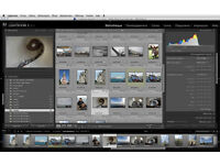 ADOBE PHOTOSHOP LIGHTROOM 5.7 PC/MAC