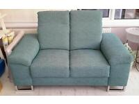 2 seater sofa in excellent hardly used condition