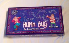 Humm Bug Board Game. CHEATWELL Games. The Hum And Guessing Game. Complete VGC.