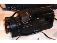 Canon E200 8mm Video Recorder, not working, see below