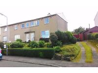 3 Bedroom House for sale, Eaglesham, G76 (semi Detached)