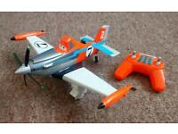 Disney Planes U-Command Super-Charged Infrared Dusty