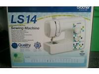 Brother ls14 sewing machine new
