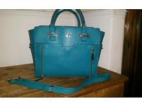 Teal Handbag