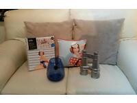 Brand new kingsize duvet set plus accessories