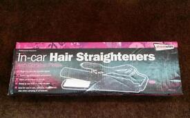 In Car Hair Straighteners