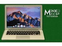 APPLE MACBOOK AIR 13' CORE i5 1.7Ghz 4GB RAM 120GB SSD FINAL CUT PRO APERTURE MICROSOFT OFFICE 2016