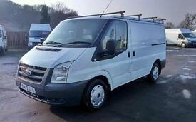 2009 FORD TRANSIT 110 T260 2.2 TDCI SWB 107K MOT JULY 17 PART EX NO VAT