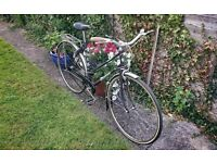High quality vintage Dawes ladies town bike / cycle. Good condition. Ideal student bike