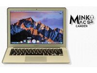 13' APPLE MACBOOK AIR 1.7Ghz Core i5 4GB Ram 128GB SSD Minko's Macs WARRANTY Charger Good Condition