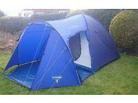 Vango Venture 400 4 man tent in good condition