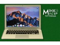 APPLE MACBOOK AIR 13.3' CORE i5@ 1.8Ghz 4GB RAM 120GB SSD MINKOS MACS TOTTENHAM WARRANTY IMMACULATE
