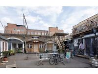Netil Market Shop / Unit I / Hackney / Shipping Container / East London / London Fields