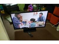 Lg 47 inch 3D led HD tv excellent condition fully working with remote control