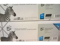 HP LaserJet P1005/P1006; 35A; Code 931049 Replacement Laser Toner Cartridges