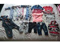 6-9 months boys next clothes bundle