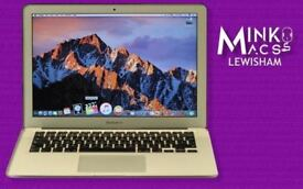 13.3' MacBook Air Laptop Core i5 1.8GHz 4GB 128GB SSD Numbers Keynote Pages Microsoft Office 2016