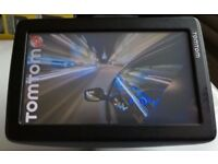 "5"" TomTom Start 25 (4EN52 Z1230) GPS Sat Nav UK & Ireland + Western Europe Maps (no offers!)"