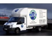 Local Removals Specialist. Man & Van single items. Professional, fully insured registered business.