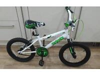 Boys concept jnr raptor bike