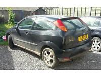 Ford focus 1.6 mot failure offers over £50