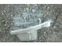 Honda 15hp 4 stroke outboard for spares or repair