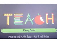 Physics/ Maths tutor with 24 years teaching experience helping young people achieve their potential.