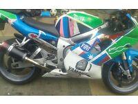 yamaha r6 spares or repair ,