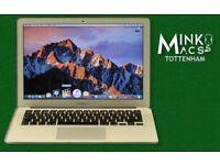 2014 APPLE MACBOOK AIR 13' CORE i5 1.3Ghz 4GB RAM 120GB SSD MINKO MACS TOTTENHAM WARRANTY IMMACULATE