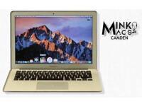 13' APPLE MACBOOK AIR 1.86Ghz CORE2DUO 2GB RAM 121GB SSD DAVINCI RESOLVE APERTURE 4 AFFINITY PHOTO
