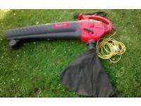 Champion electric leaf blower/vacuum