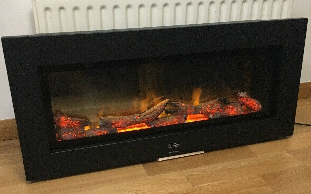 Dimplex SP16 Optiflame Wall Mounted Electric Fire | in ...