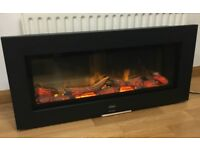 Dimplex SP16 Optiflame Wall Mounted Electric Fire